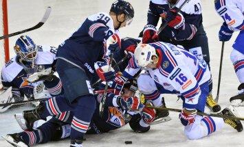 Gagarin Cup s final playoff Metallurg Magnitogorsk - SKA