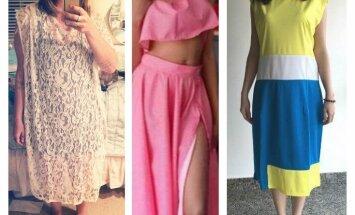 Ķibeles internetveikalos: kad apģērbs izskatās nedaudz sliktāk par cerēto