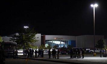 Apšaudē kinoteātrī ASV trīs nogalinātie un septiņi ievainotie