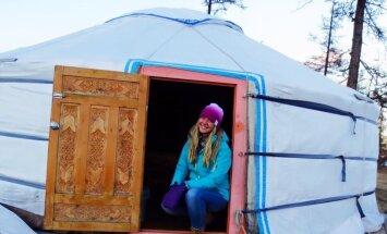 Tūrisma vakarā aicina iepazīt Mongoliju