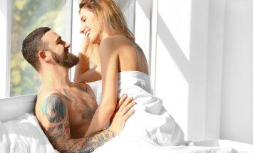 11 lietas, ko seksa laikā vīrieši nevēlas piedzīvot