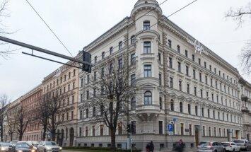 ФОТО: В Риге открыт дизайнерский отель, расположенный в бывшем здании МВД