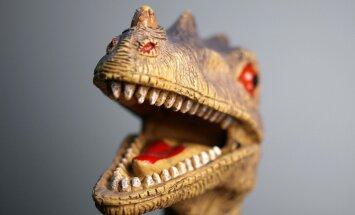 Dabas muzejs aicina ģimenes ar bērniem piedalīties īpašā pasākumā par dinozauriem