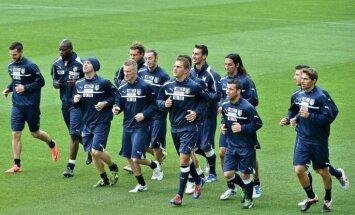 Ranokija un Destro kā pēdējie atskaitīti no Itālijas futbola izlases sastāva