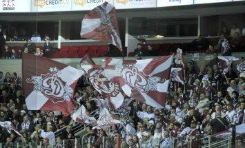 Rīgas 'Dinamo' otrajā pirmssezonas pārbaudes spēlē Tukumā tiekas ar Novosibirskas 'Sibirj'