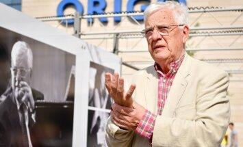 Foto: Ar Maestro veltītu izstādi 'Origo Summer Stage' atklāj sezonu