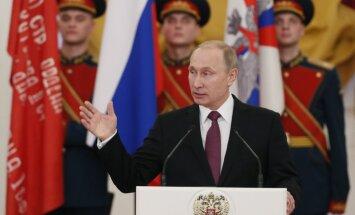 Путин отчитал МВД и потребовал избавить Россию от политических убийств