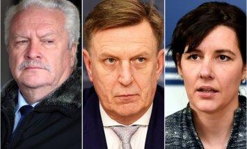 """Названы пять лидеров списка Союза """"зеленых"""" и крестьян на выборах в Сейм"""