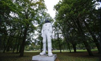 Aizvien nav skaidrs Kronvalda parka pērtiķa liktenis