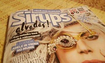 Ēras beigas: Tīņu žurnālam 'Sīrups' iznācis pēdējais numurs