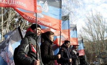 Atlūzas: Tīri, bet nabadzīgi – Doņeckas un Luhanskas 'republikas'