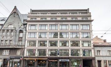 Банк SEB предоставил кредит для покупки офисного здания в Риге