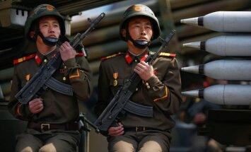 У солдата-перебежчика из КНДР в Сеуле нашли иммунитет к сибирской язве