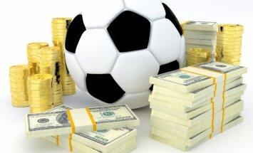 Muitnieks un bijušais futbola tiesnesis azartspēlēs laimējis pusmiljonu eiro