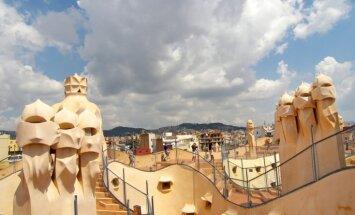 Par nelikumīgu īres sludinājumu publicēšanu 'Airbnb' Barselonā piemēros milzu sodu