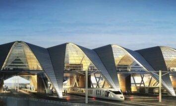 Video: Izvēlēta labākā ideja Rīgas dzelzceļa stacijas pārbūvei