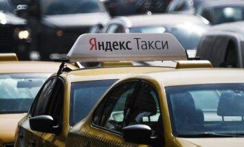 'Yandex.Taxi': sniedzot pakalpojumus, dažkārt tiek izmantoti serveri Krievijā
