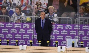 Nenopietnais IIHF rangs: Bob? Noliec to ūdenspistoli