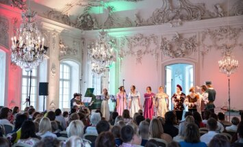 Vasaras pilnbriedā klausītājus priecēs Senās mūzikas festivāls