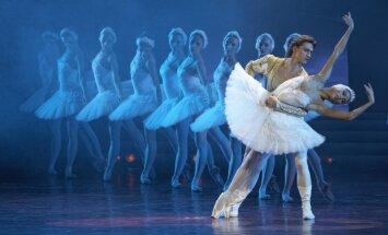Amata noslēpumi: Baletdejotāji ir īsti veči