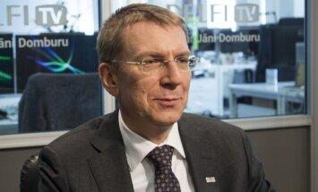 Dalībvalstu vēršanās ES Tiesā ir normāla prakse, krabju kuģa lietu komentē Rinkēvičs