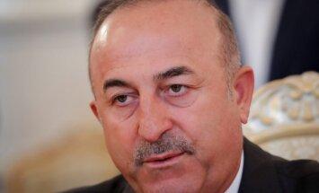 Turcijas ministrs: Militārs risinājums Sīrijas Idlibas provincē 'izraisīs katastrofu'