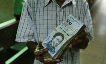 В Венесуэле подняли минимальную зарплату до $4,3