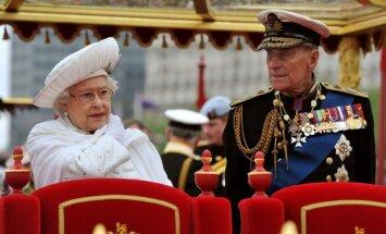 Princis Filips no rudens vairs nepildīs karaliskos pienākumus