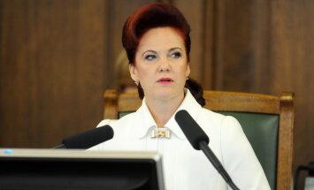 Āboltiņa vadīs ietekmīgo un specdienestus uzraugošo Nacionālās drošības komisiju