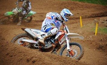 Roberts Justs veselības problēmu dēļ nolemj likt punktu motosportista karjerai