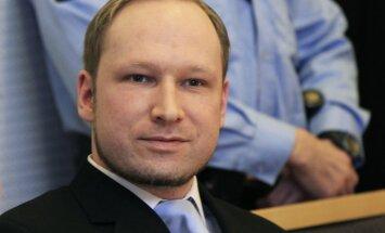 Breivīku tur aizdomās par mēģinājumu izveidot teroristisku organizāciju
