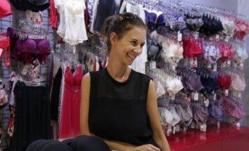 'Delfi' no Ugandas: 'Lauma Lingerie' veikali un apakšveļas biznesa iezīmes