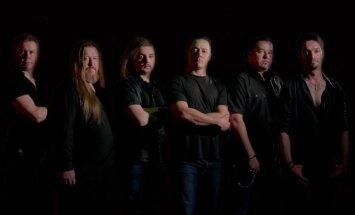 Latvijas metālmūzikas veterāni 'Heaven Grey' prezentēs jaunu albumu