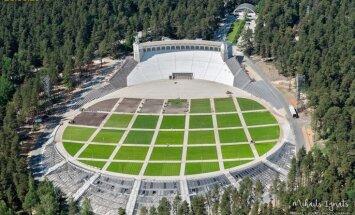 Mežaparka Lielās estrādes būvdarbus par 40 miljoniem eiro veiks 'LNK, RERE'