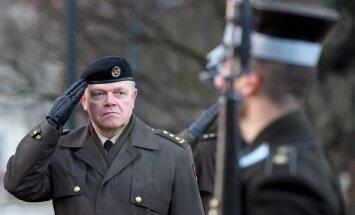 Aizsardzības nozares vadība tiksies ar Ukrainas armijas komandieri