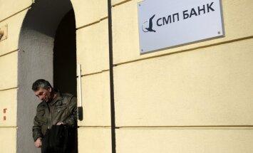 Sankciju skartās Krievijas bankas sāk izmēģināt jaunu maksājumu sistēmu