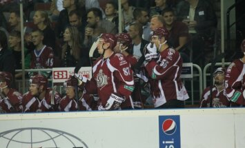 Rīgas 'Dinamo' hokejisti ceturto reizi šosezon tiksies ar Minskas 'Dinamo' komandu