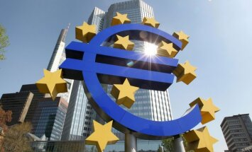EK prezidents aicina visas ES dalībvalstis pievienoties eirozonai