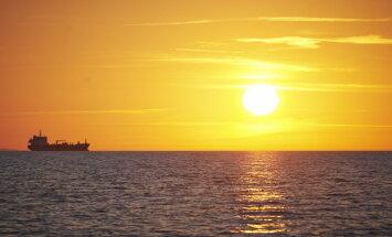 Krievijas kuģi pametuši Latvijas patvērumu