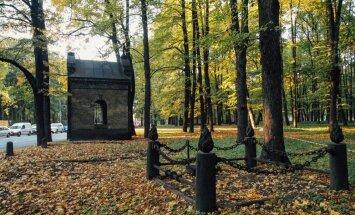 Inspekcijai bažas par Lielo kapu attīstības koncepcijas izstrādi