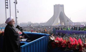 Trampa draudi sakuļ Irānas iekšpolitiku