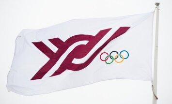 В последний момент делегация Латвии в Рио выросла до 32 спортсменов
