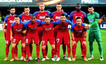 Steaua team