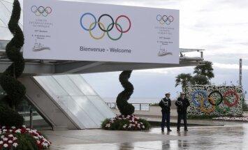 SOK izmeklējamo Krievijas sportistu lietu skaits palielināts līdz 46