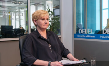 'Delfi TV ar Jāni Domburu': Juta Strīķe - pilna intervija