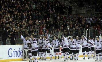 Zināms Latvijas hokeja izlases 2015./2016.gada sezonas spēļu grafiks
