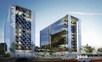 Foto: Kā Skanste kļūs par jauno centru – lielākie projekti un 16 tūkstoši iedzīvotāju