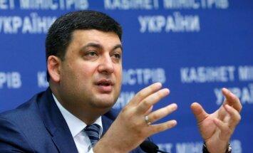 Ukrainas premjers: Ukrainai jāvirzās uz ātru iestāšanos NATO