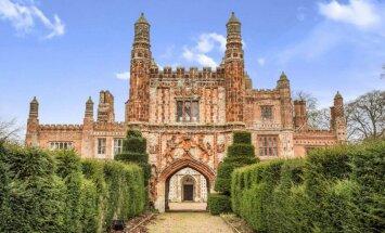 Foto: Pārdod leģendāru muižu, kur karalis Henrijs VIII bijis piecas reizes – katru reizi ar citu sievu