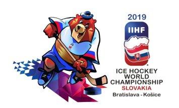 2019. gada pasaules hokeja čempionāta talismans būs lācis